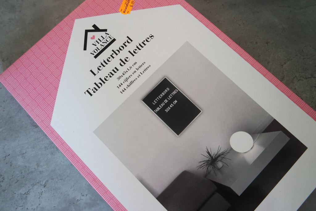 letterbord_kruidvat_budget_interieur_mamablogger_lightbox_mini_zeeman_budget_cadeautip_