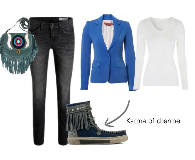"Moms outfit | Supergave ""hippie"" laarzen van 'Karma of charme'!"