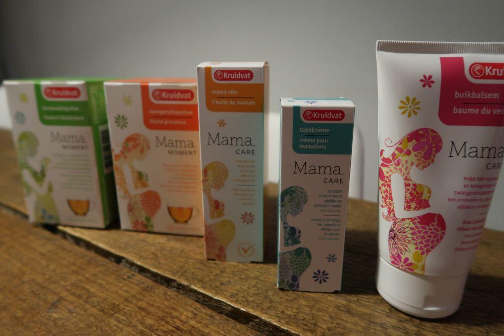 De nieuwe Mama-producten van Kruidvat!