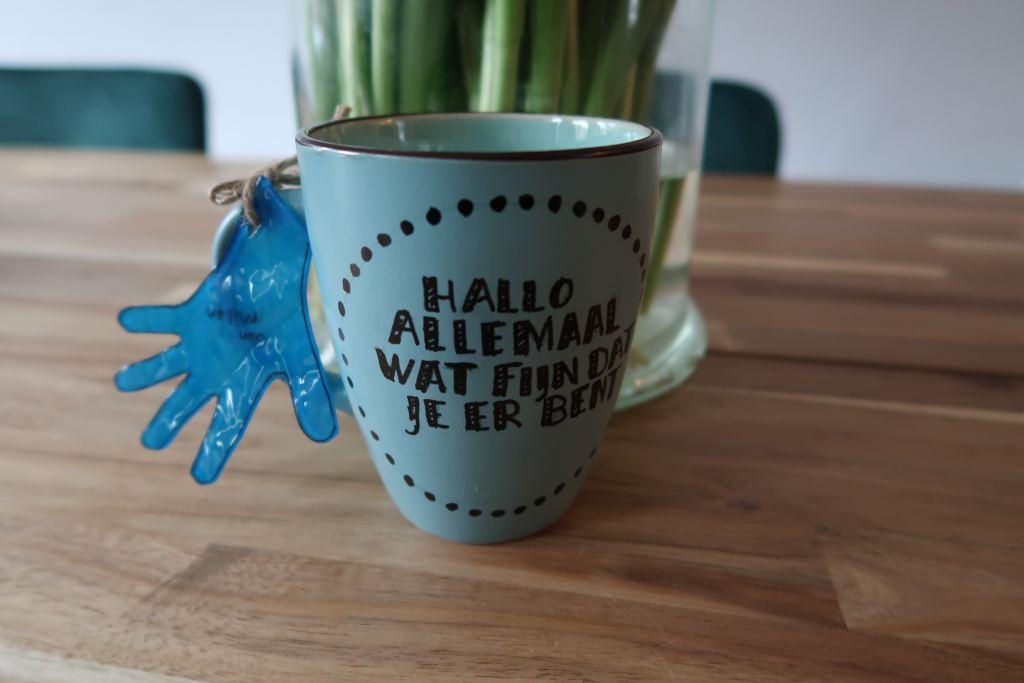 'De Luizenmoeder' DIY | Mok met het liedje van Juf Ank!