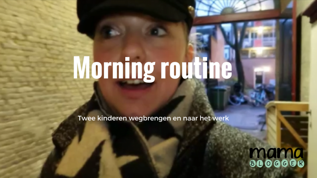 Onze morning routine!