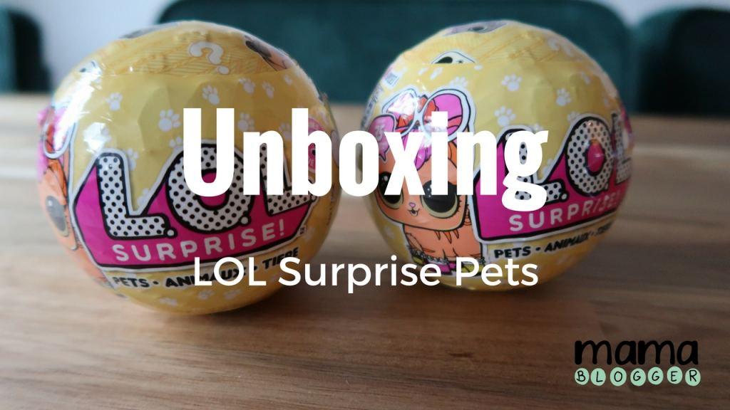Review + Unboxing | LOL Surprise Pets