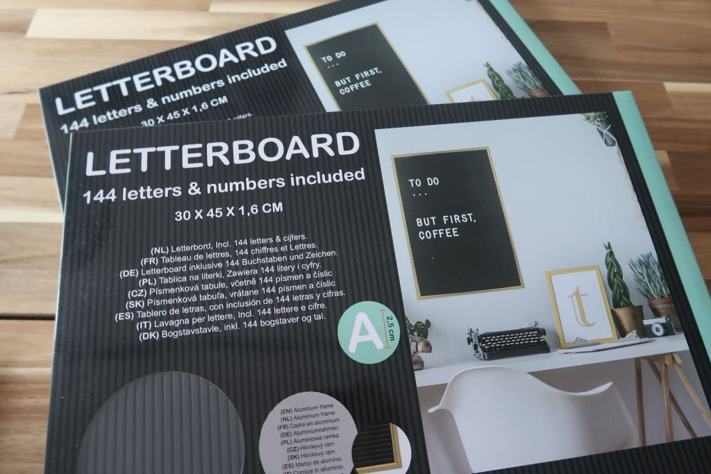letterbord_Action_bedankje_juf_meester_Action_budget_DIY_mamablogger_
