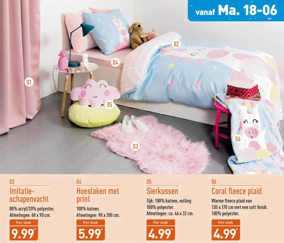 Mamablogger Tip | Deze kinderkamer musthaves shop je deze week bij Aldi!