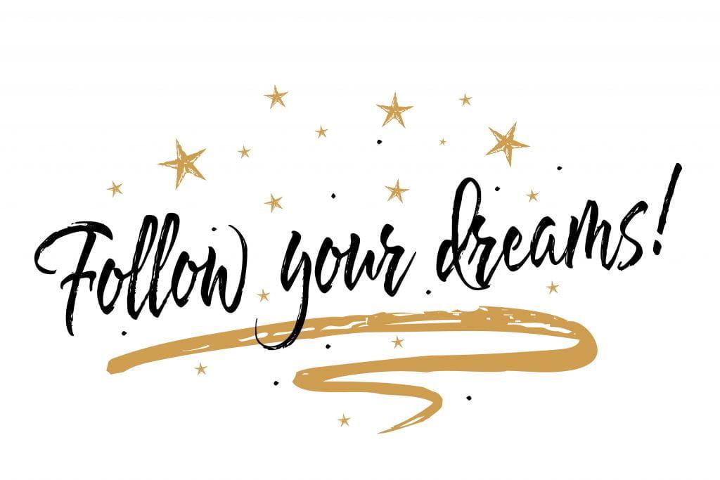 Mijn baan opzeggen voor mijn grote droom?!