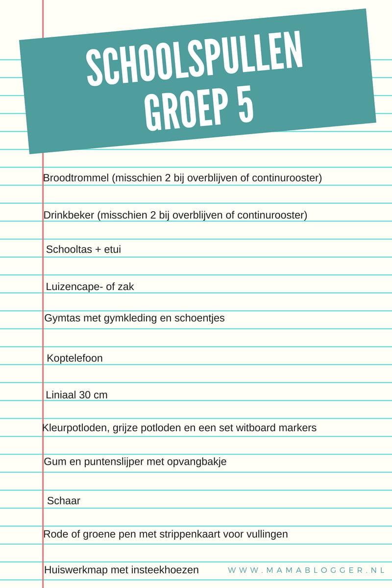Schoolspullen groep 5_mamablogger_marisca_basisschool_schoolspullen_