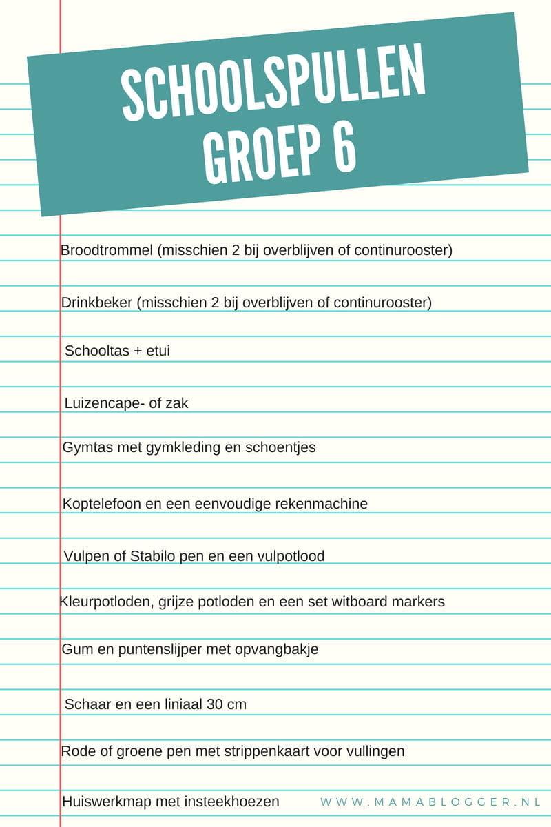 Schoolspullen groep 6_mamablogger_marisca_basisschool_schoolspullen_