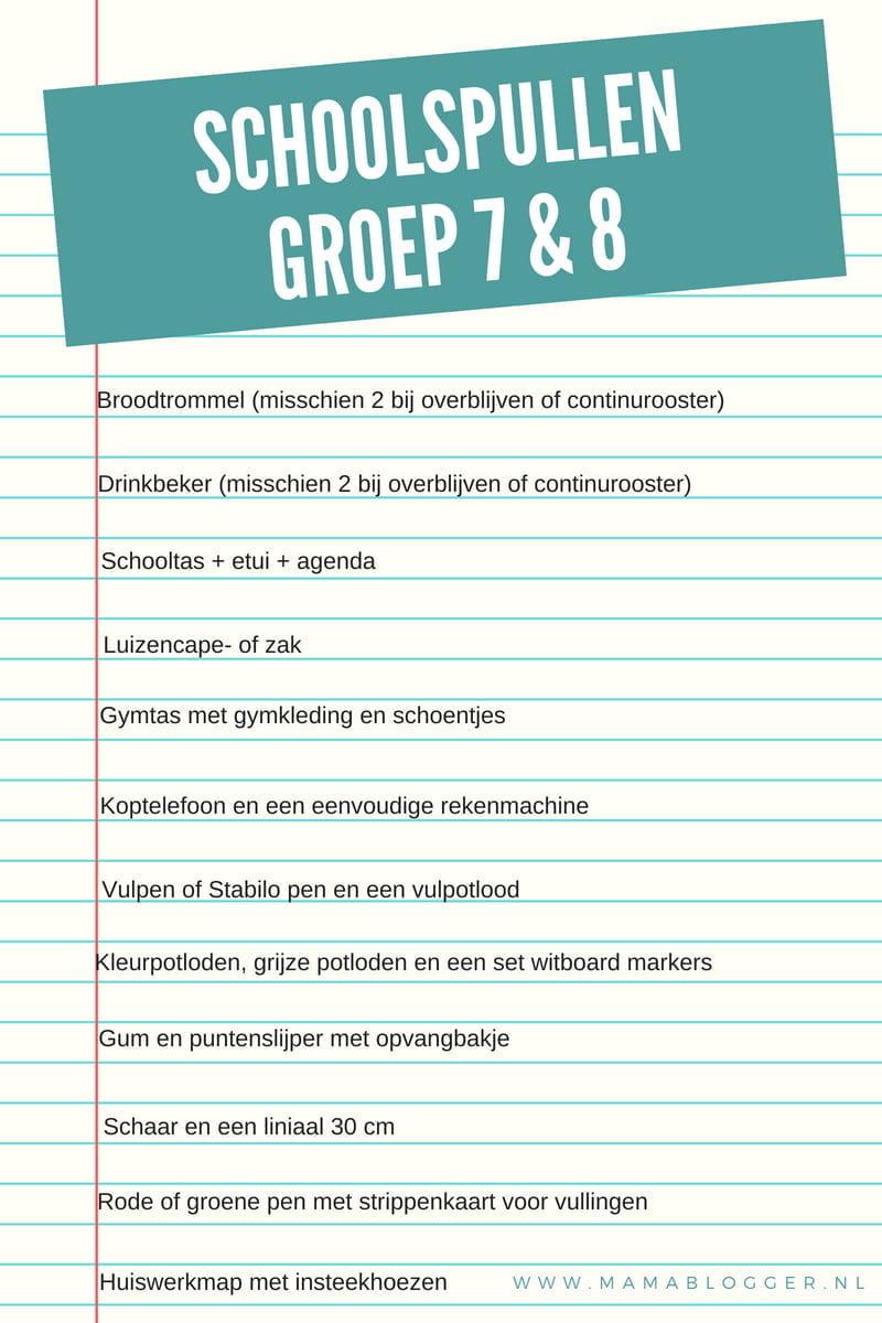 Schoolspullen groep 7_8_mamablogger_marisca_basisschool_schoolspullen_