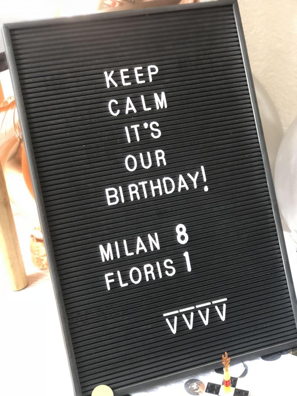 Birthday Boys | Doen jullie op de verjaardagen zelf ook nog iets speciaals?