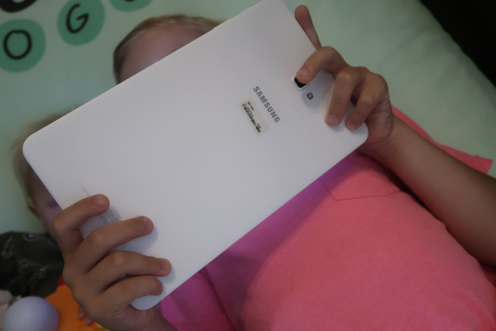 Samsung_Galaxy_Tab_A6_Kids Mode_review_Mamablogger_