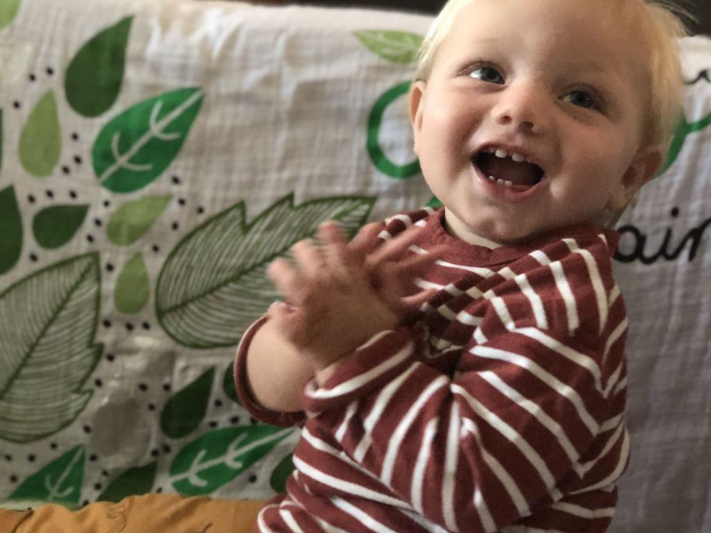 Update | Floris is 11 maanden!