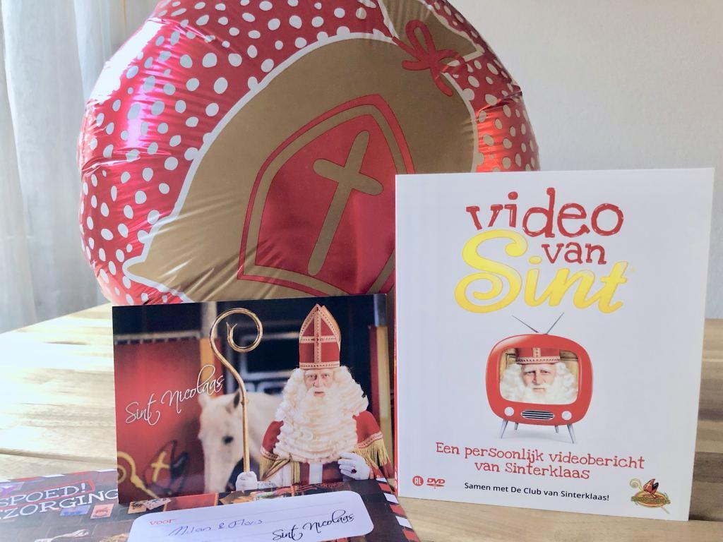 * WINACTIE * Win een videoboodschap van Sinterklaas!