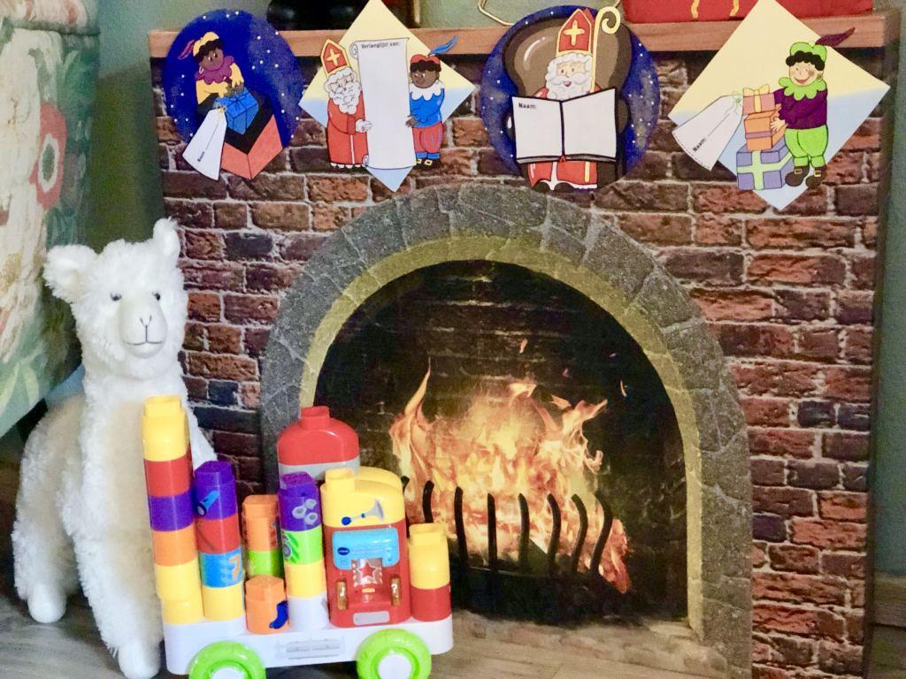Aftellen naar Sinterklaas #2 | De leukste schoorstenen van karton om je schoen bij te zetten