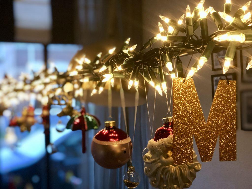 Christmas Countdown #1 | Van tafelklem naar kerstklem!
