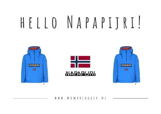 Wat is dat toch met de Napapijri jassen?