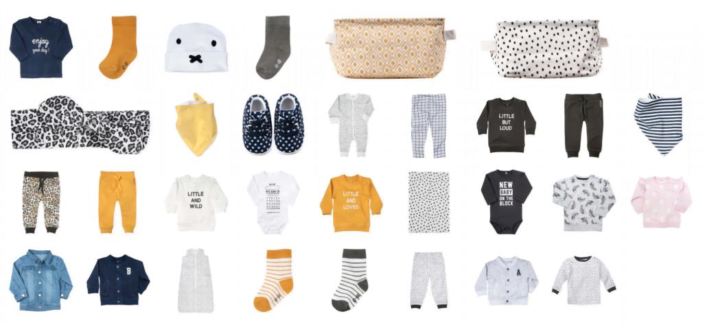 Dit zijn de leukste nieuwe baby items uit de nieuwe catalogus van Zeeman