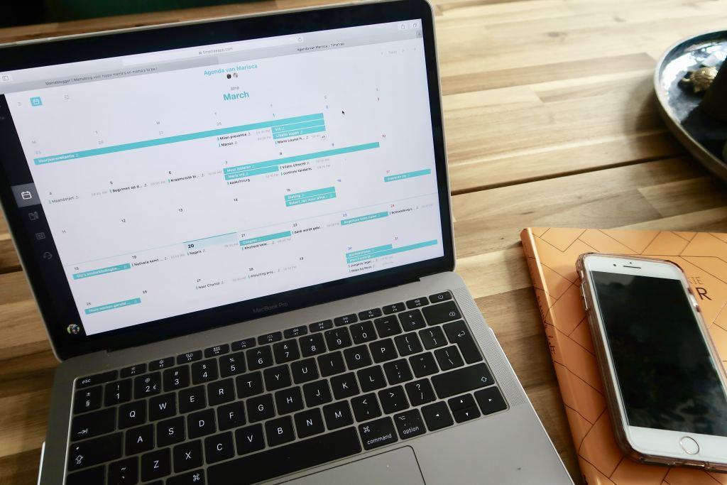 agenda_digitaal_gezin_gezamenlijk_timetree_mamablogger_review_mobiel_