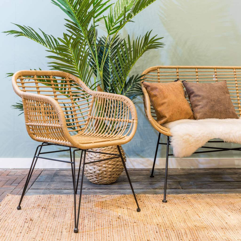 Interieurtrend | Rotan in je huis én tuin!