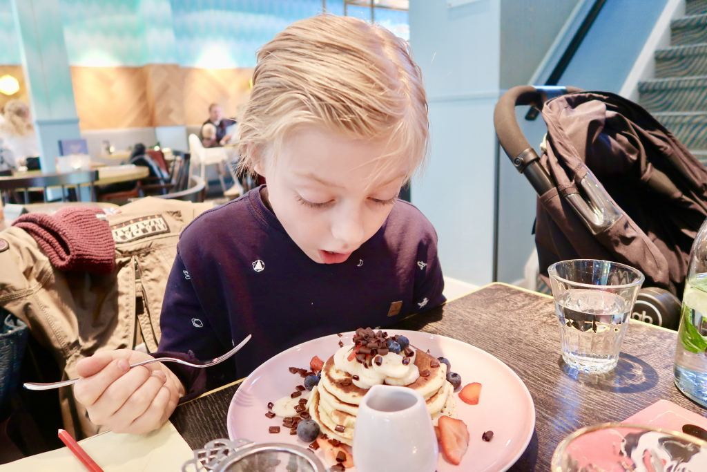 Hotspot voor het hele gezin | Brunchen bij Brooks in Amsterdam!