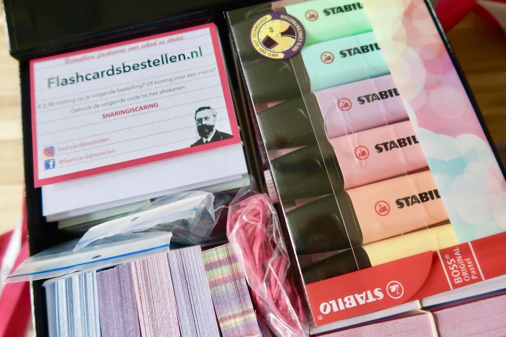 flashcards_leren_studeren_mamablogger_examen_