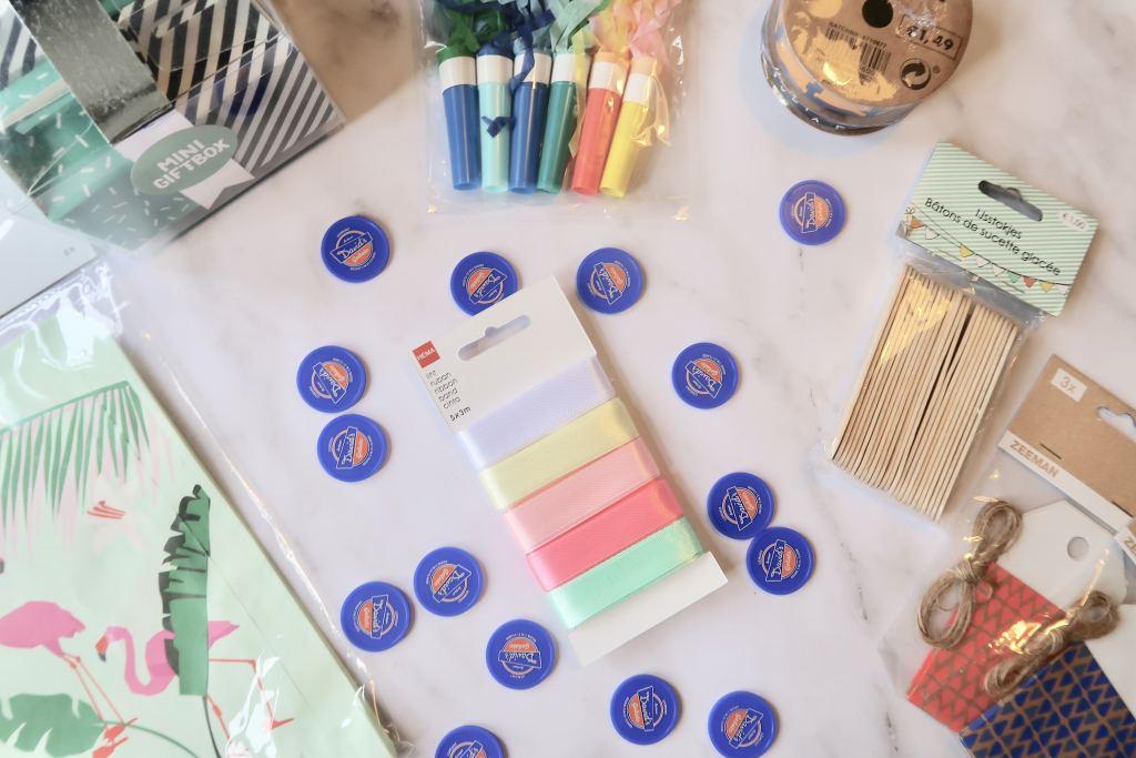 DIY | Dé traktatie voor de avondvierdaagse + 3 manieren om deze in te pakken