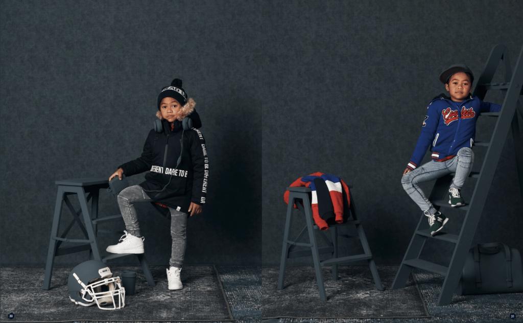 Kids Fashion | De Fall/winter ('19/'20) van Z8, het nieuwe magazine is uit!