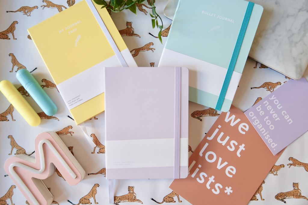 Stationery | Agenda 2020, notebook en bullet journal van A-journal