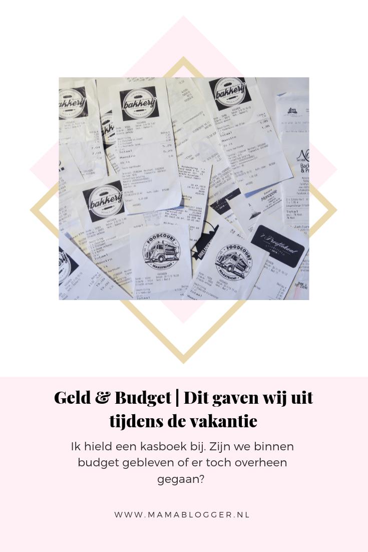 uitgegeven_vakantie_budget_geld_mamablogger_