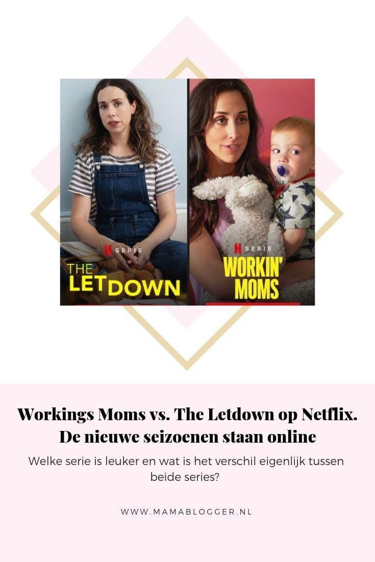 Working Moms_The Letdown_Netflix_seizoen 2_mamablogger_