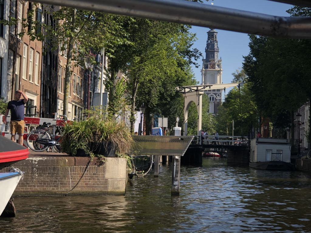 Diary | Veel zon, veel werk, naar de sportschool en een dagje Amsterdam