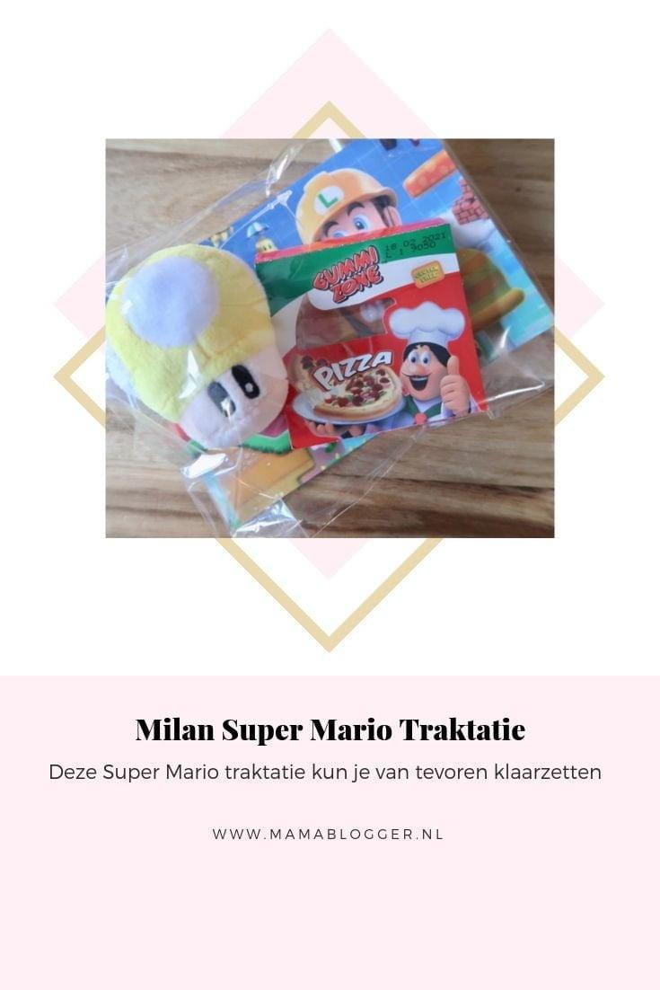 birthday boys_Milan_traktatie_Super Mario_mamablogger_Milan 9 jaar_