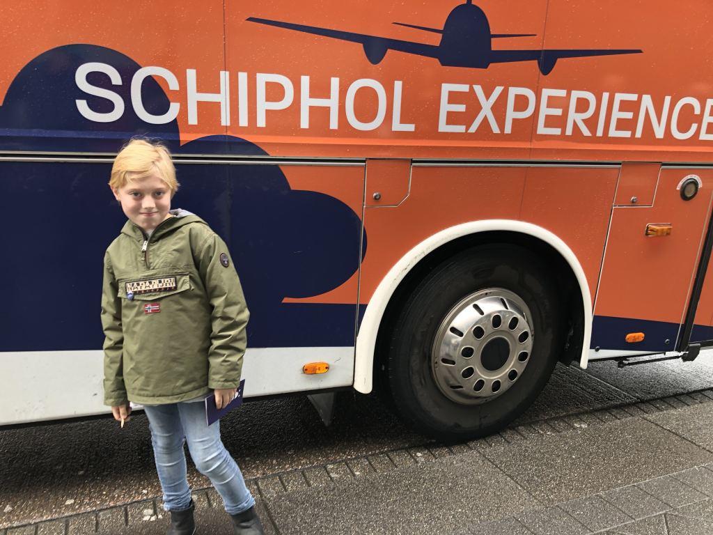 Herfstvakantietip | Dagje Schiphol met review van de Schiphol Experience