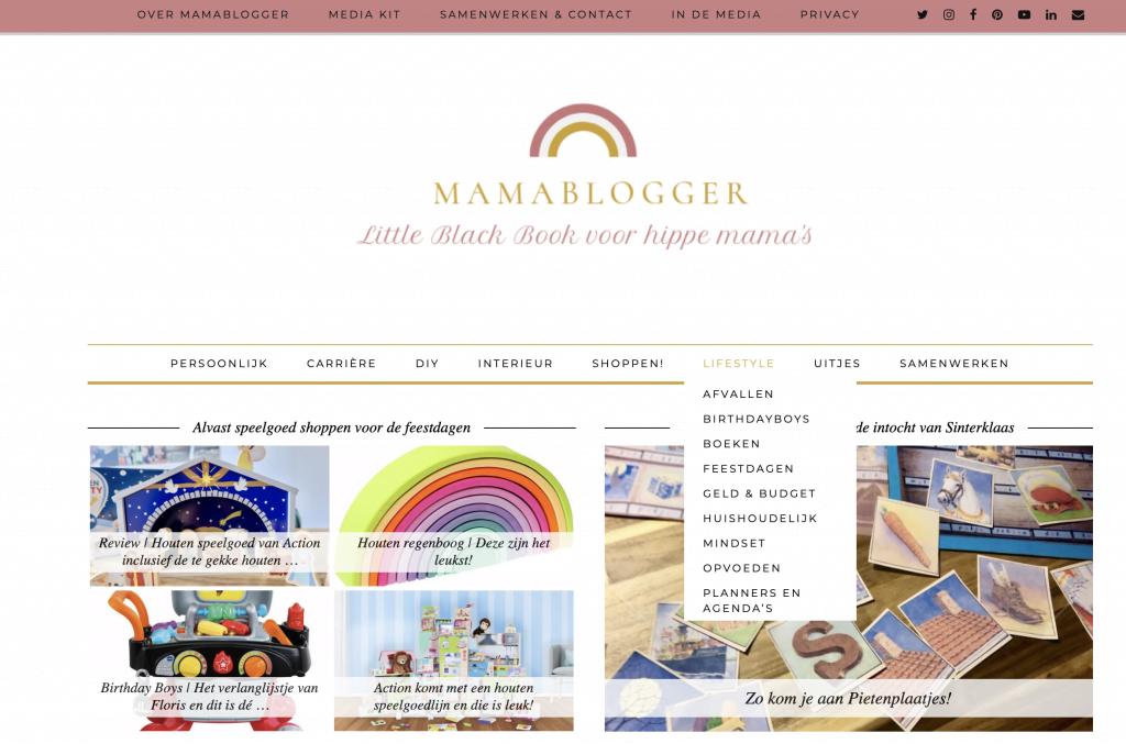 Achter de Schermen | Mamablogger tijdens de laatste maanden van het jaar
