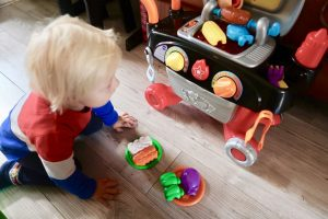 VTech_Grill en Leer_barbecue_review_mamablogger_spelen_speelgoed_