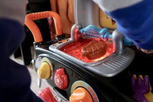 VTech_Grill en Leer_barbecue_review_mamablogger_spelen_speelgoed_