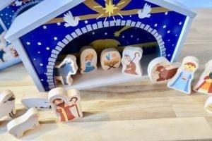 houten speelgoed_Action_mini matters_review_kerststal_mamablogger_speelgoed_