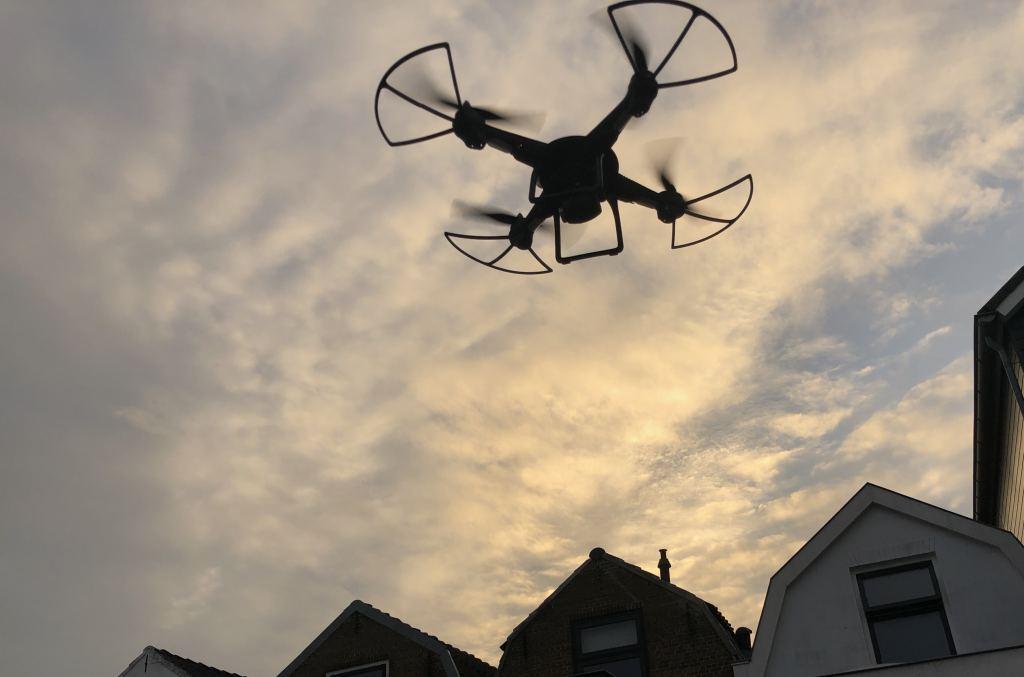 Cadeautip voor stoere jongens (en hun vaders): een drone!