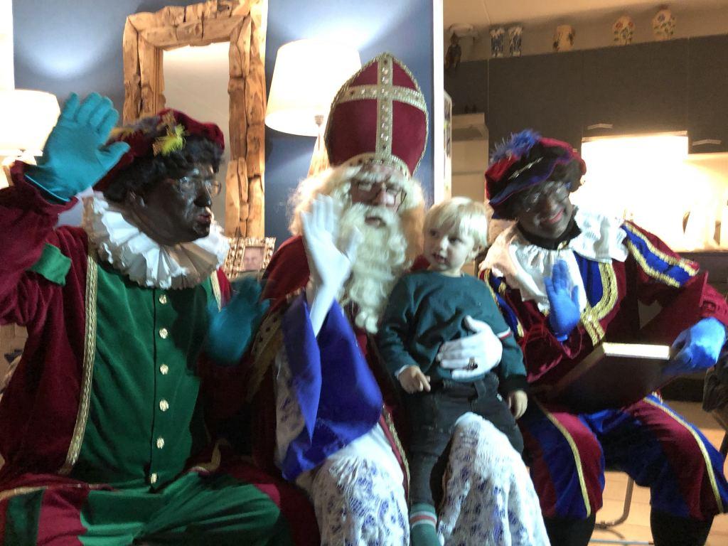 Diary | Niet fit, shoppen én Sinterklaas op verrassingsbezoek!