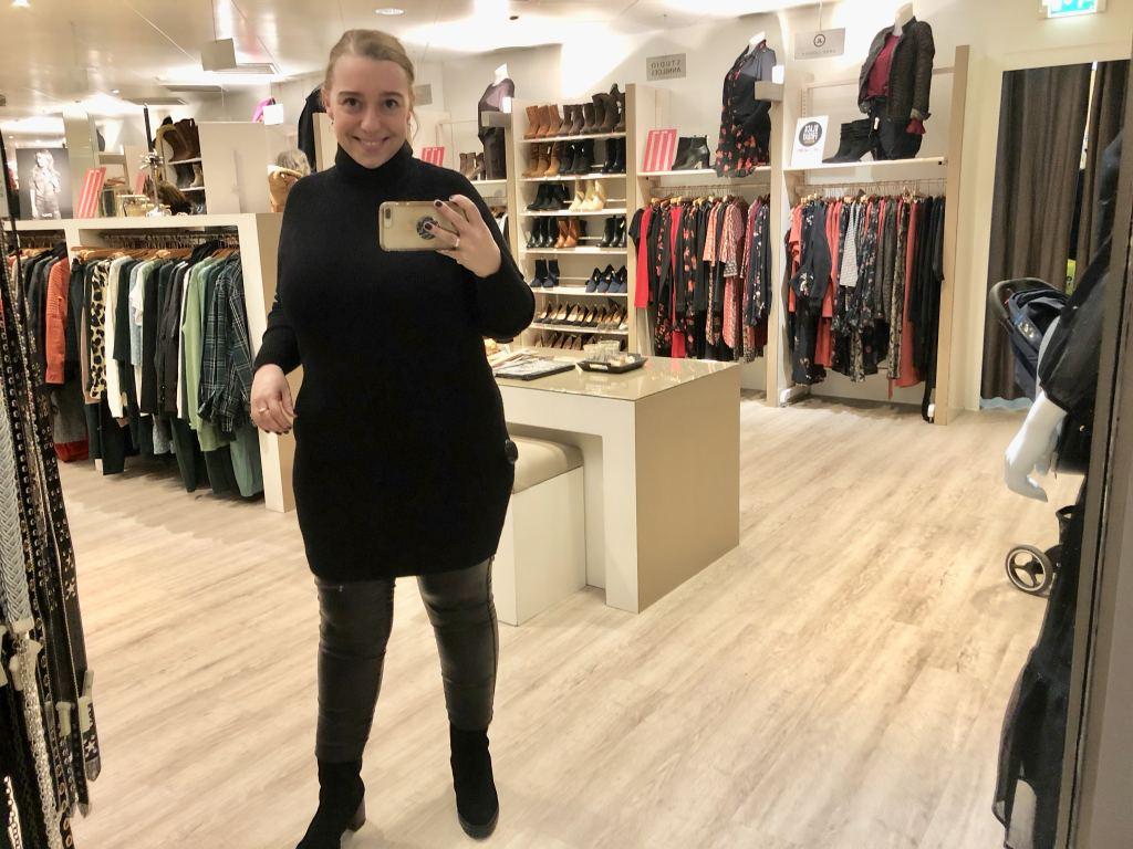 voor mijzelf geshopt_moms outfits_moms fashion_shoplog_mamablogger_tommy_hilfiger_