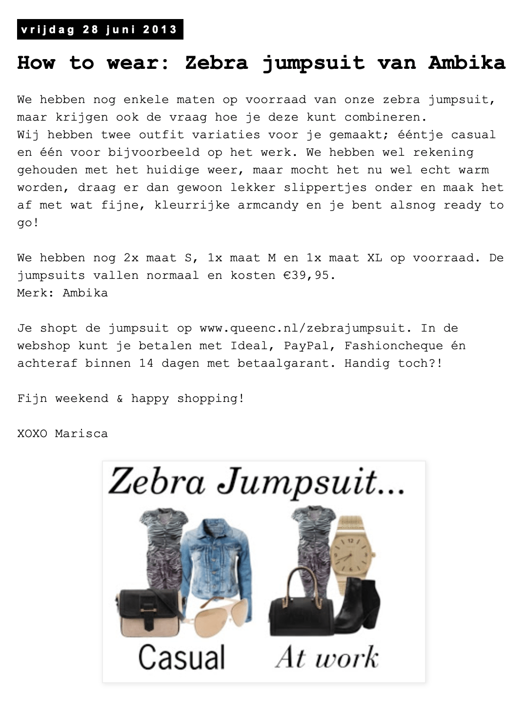 throwback Thursday_QueenC_webshop_blog_terug in de tijd_mamablogger_