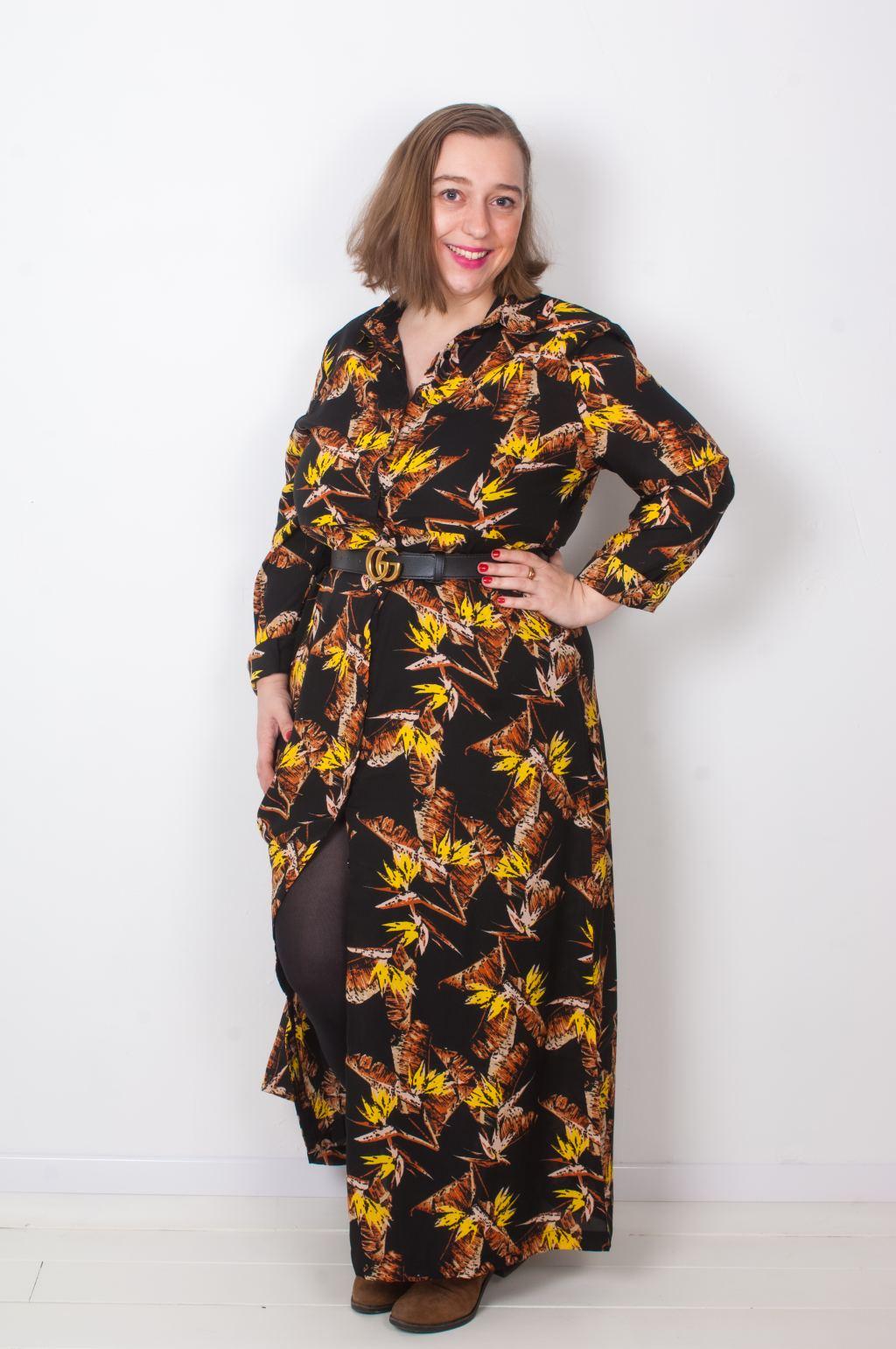Zeeman_jurk_maxi jurk_folder_mamablogger_review_Moms Fashion_