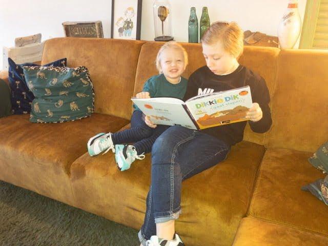 Opvoeden | De nadelen van zeven jaar leeftijdsverschil