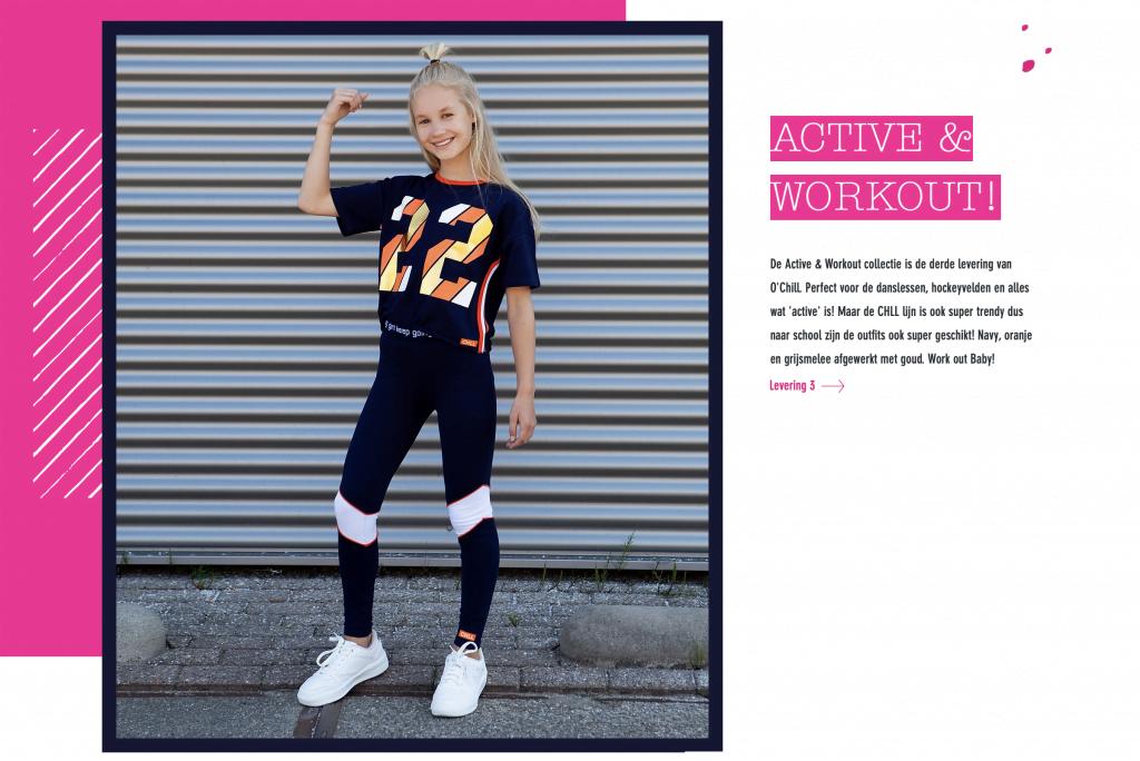 O'Chill_meisjescollectie_sportkleding_mamablogger_Marisca_kidnerkleding_kids fashion_