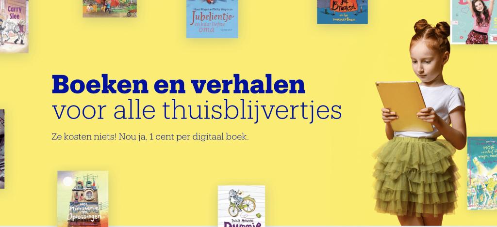 Tip | Luisterboeken voor kinderen bij Bol.com voor maar 1 cent! Iedere week nieuwe…