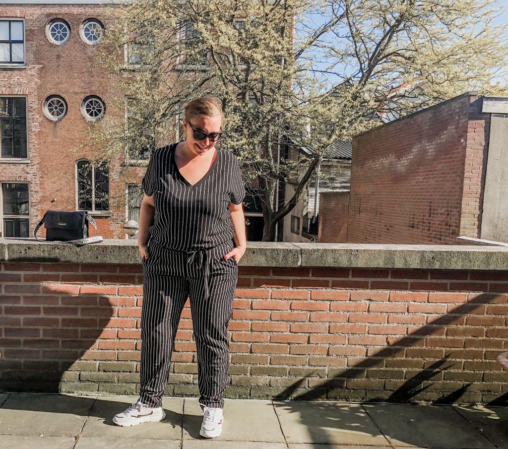pak van Wibra_outfit_budget_mamablogger_jumpsuit_