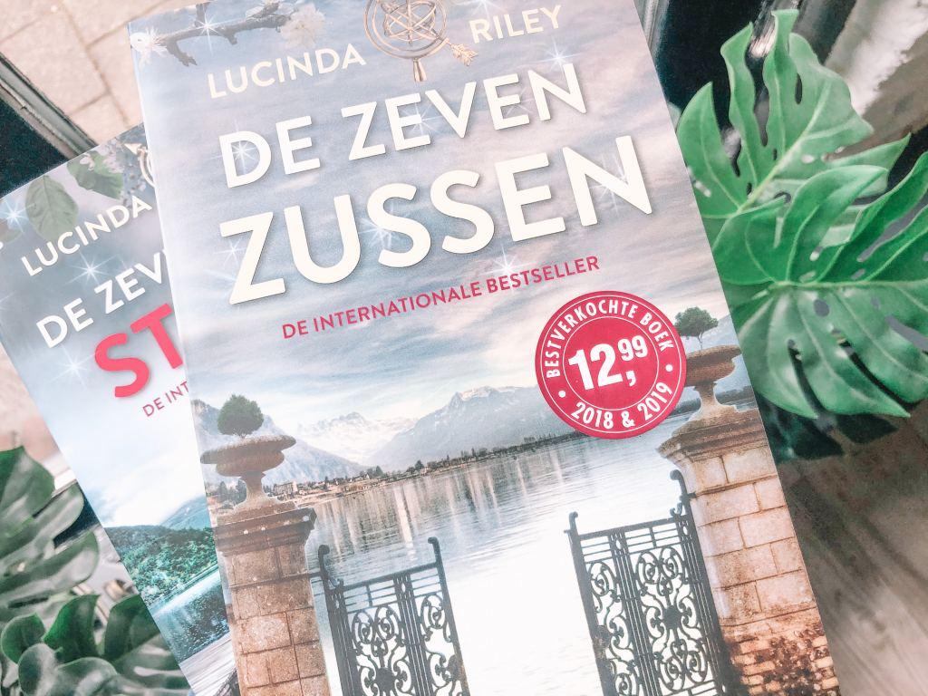 Boeken | Begonnen aan De Zeven Zussen reeks van Lucinda Riley