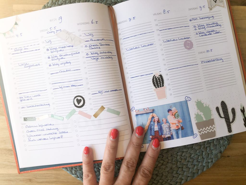 structuurjunkie_collectie_planner_taken_planner extra's_mamablogger_review_
