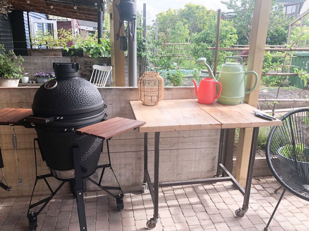 diary_visite_zon_barbecue_persoonlijk_tuin_puzzelen_mamablogger_