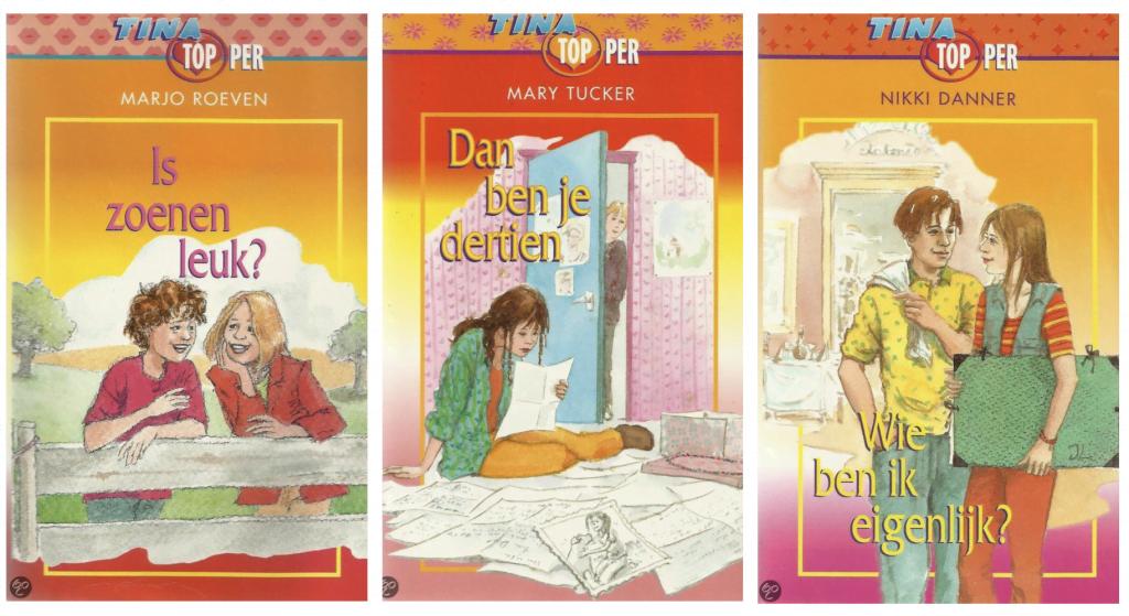 Lifestyle | Deze boeken las ik als kind zelf heel graag