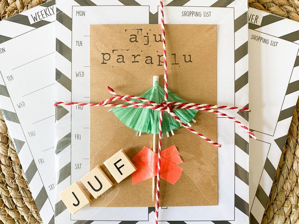 bedankje_juf_weekplanner_wibra_mamablogger_DIY_